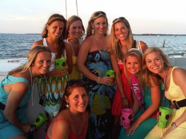 Bachelorette Party on Pau Hana