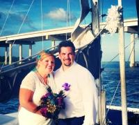 Mini-Wedding on Flying Circus